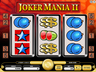 Spiele Joker Mania II - Video Slots Online