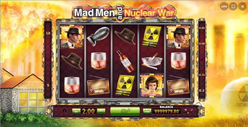 Spiele Nuke World - Video Slots Online